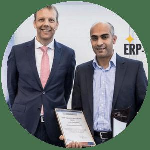 ERP System des Jahres 2017