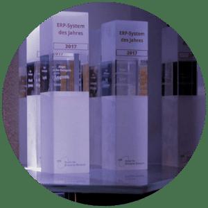 ERP System des Jahres 2017/18