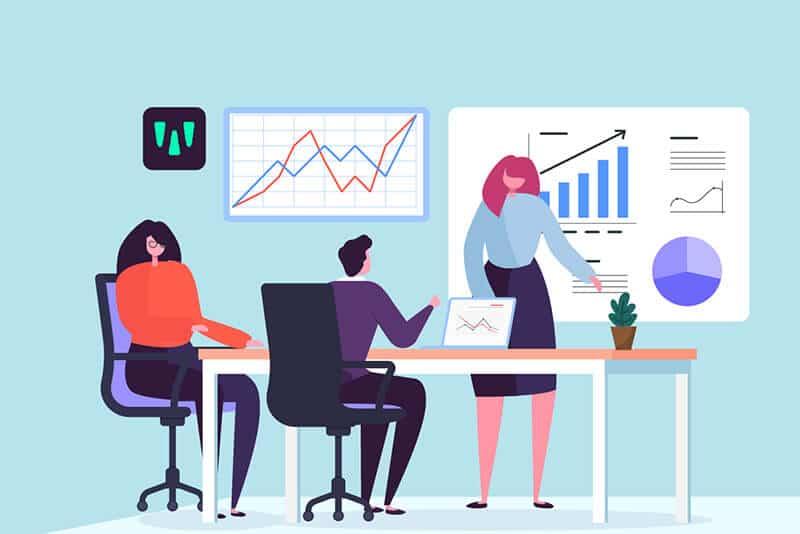 Finanz- und Accounting-Team weclapp