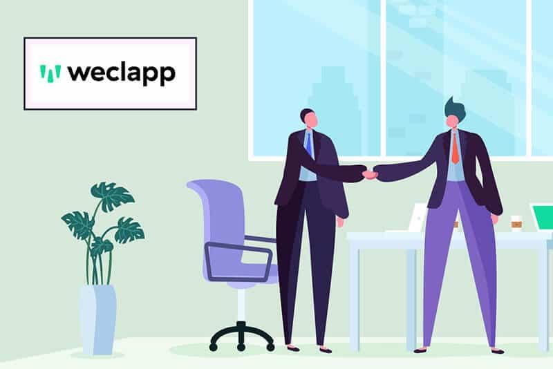 Geschäftsführung-Team weclapp