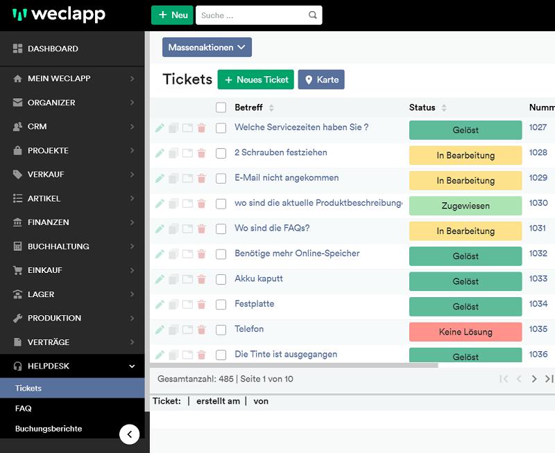 Support Software Helpdesk