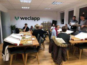 Essen usability Testessen