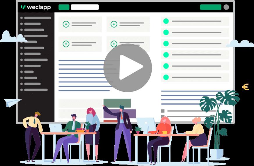 weclapp Makes Team Work Video