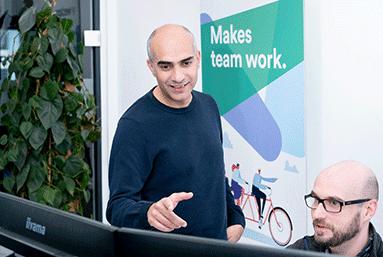 weclapp CEO Ertan Özdil im Wirtschaftskurier