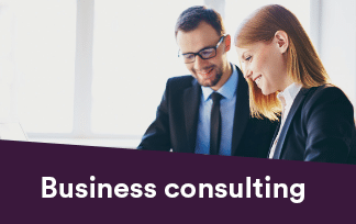 business consulting industry