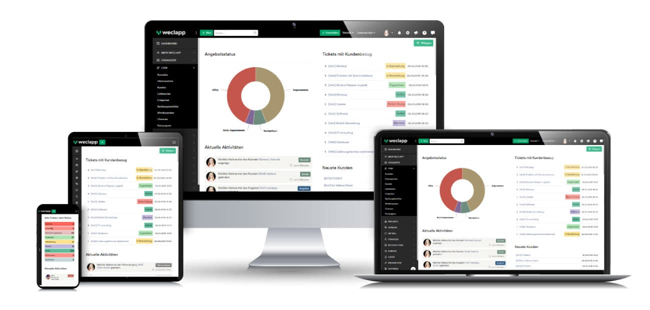 CRM on all devices