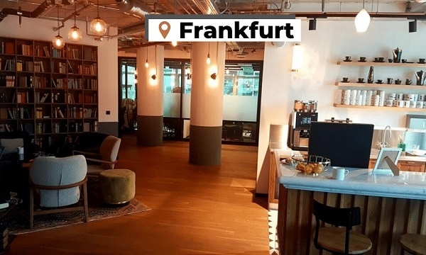 Frankfort office