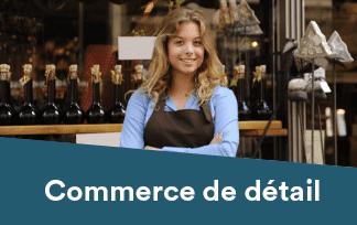 Commerce de détail