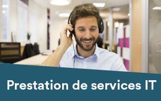 Prestation de services IT
