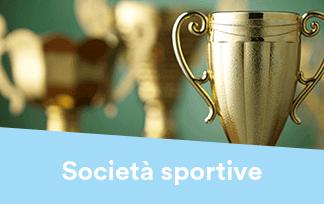 settore societá sportive